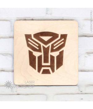 Табличка на дверь Трансформер (TB-009)